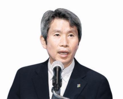 李仁栄(イ・インヨン)統一部長官