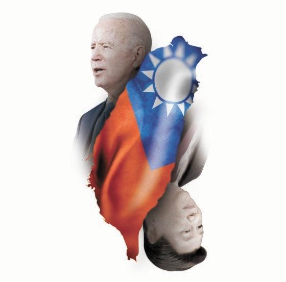 ジョー・バイデン米大統領、習近平中国国家主席