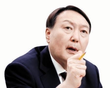 尹錫悦(ユン・ソクヨル)前検察総長