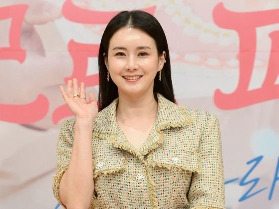 女優チェ・ジョンユン。[韓国日刊スポーツ]