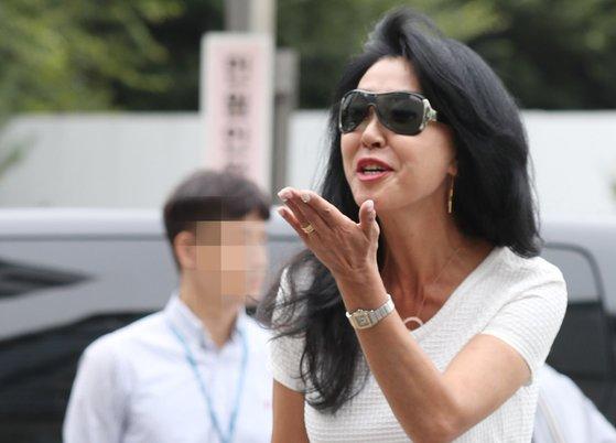 女優キム・ブソン