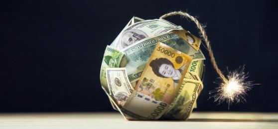 韓国、9月の家計向け融資6.5兆ウォン増加