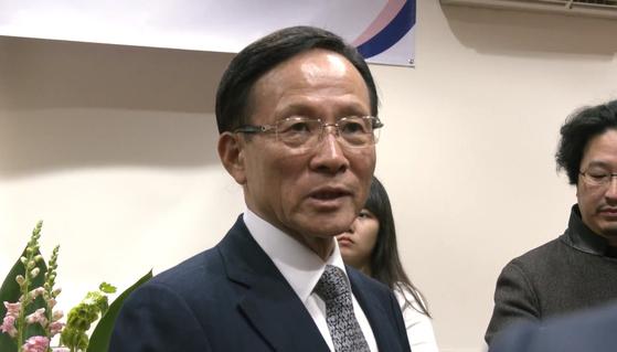 李秀赫(イ・スヒョク)駐米韓国大使