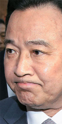 李完九(イ・ワング)元首相